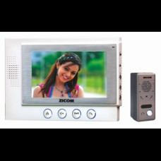 "Zicom 7"" Color Video Door Phone System"