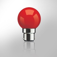 LED 1W Bulbs (Red)