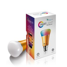 Gold 7W Smartlight Rainbow LED Bulb