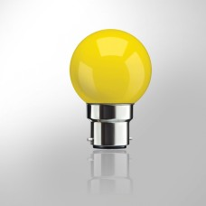 LED 1W Bulbs (Yellow)