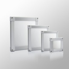 "LED Square Panel Light - 7"" x 7"" - 15 Watt"