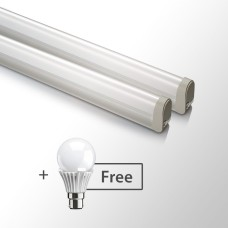 Buy 2 (16 Watt) T5 Tube Lights, Get Free 3 Watt Bulb